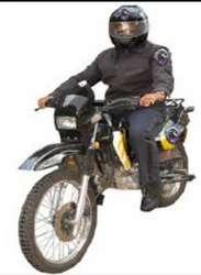 Seguridad Supervisor Motorizado Quevedo