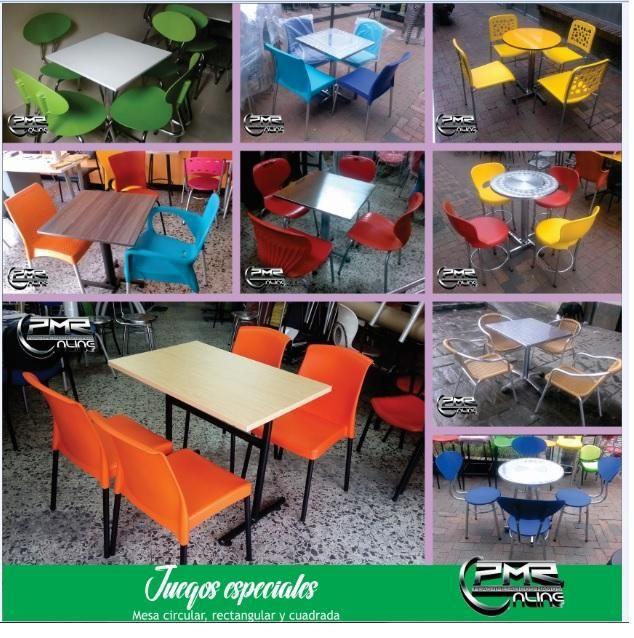 fabrica de sillas mesas puff salas sofas butaco para restaurantes bar cafeteria peluqueria discoteca