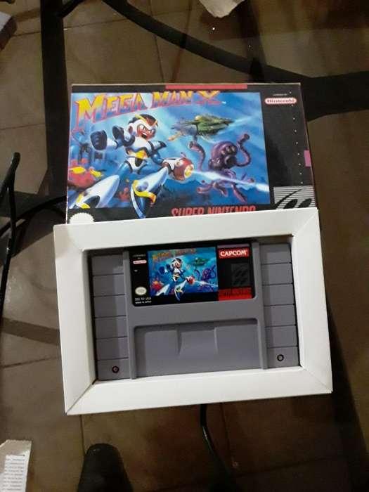 Super Nintendo Megaman Snes Nes 64 Wii