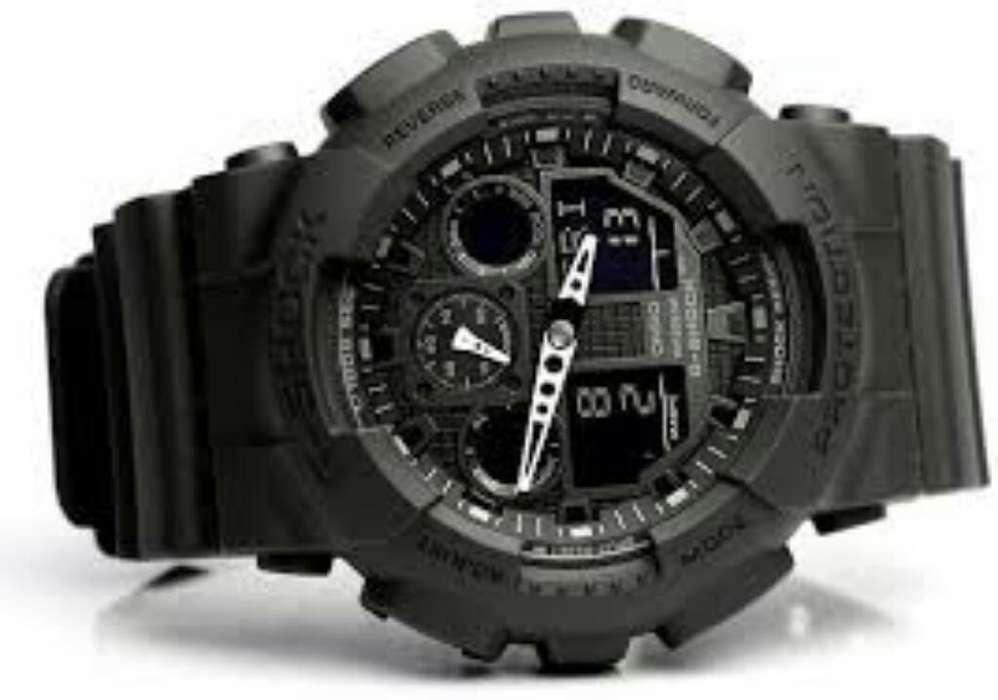 Reloj Casio Gshock 1a1 Nuevos Originales