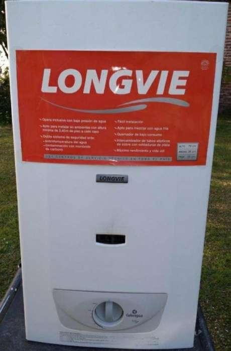 Calefon Longvie Como Nuevo