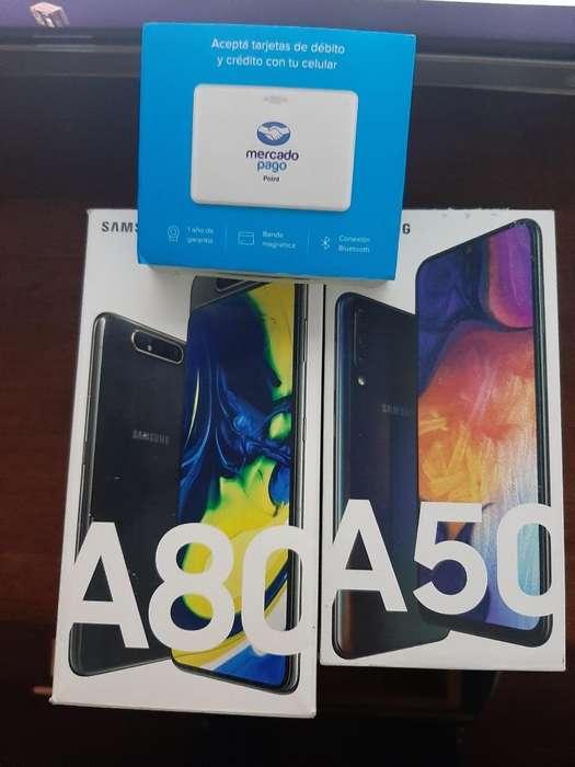 Samsung A50 Y A80