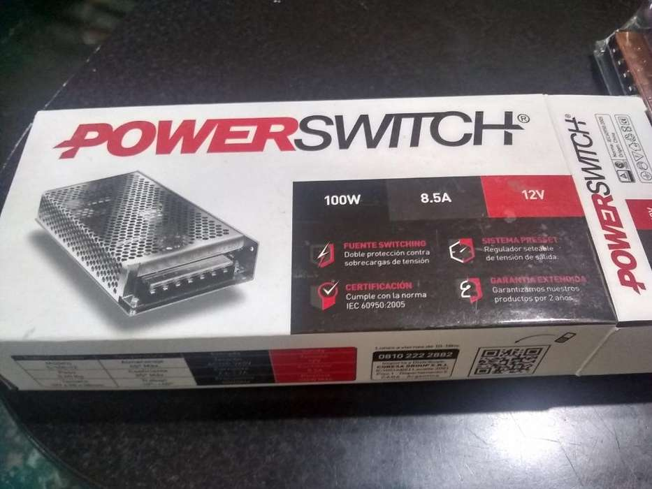 Fuente Power Switch 100w