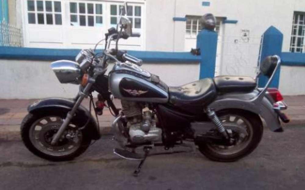Motos Chopper-custom Amc 200 Y Mas