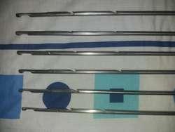 FLECHA DE ARPON DE 1/4 6.35mm VARIAS MEDIDAS