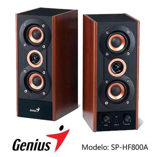 <strong>parlante</strong>s Nuevos Genius 20w Sphf800a Originales Para Pc