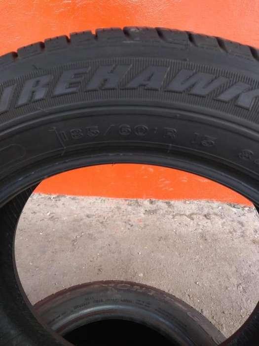 <strong>neumatico</strong> 185/65 r15 Firestone usado