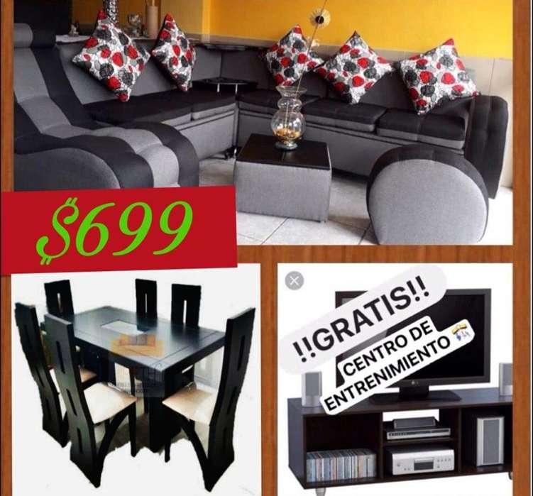 Muebles y articulos para el hogar