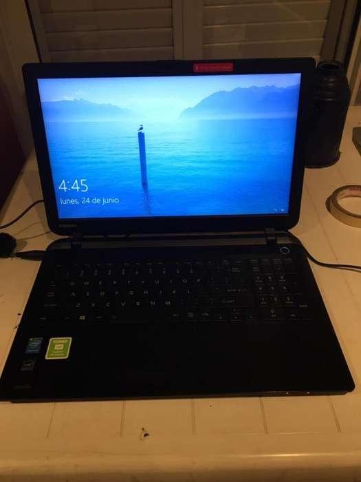 Notebook Toshiba Satellite C55-B5242X (se compro en EEUU)