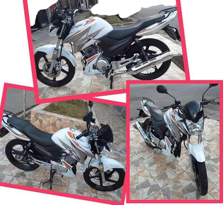 Vendo <strong>yamaha</strong> YBR-Z 125 - Excelente