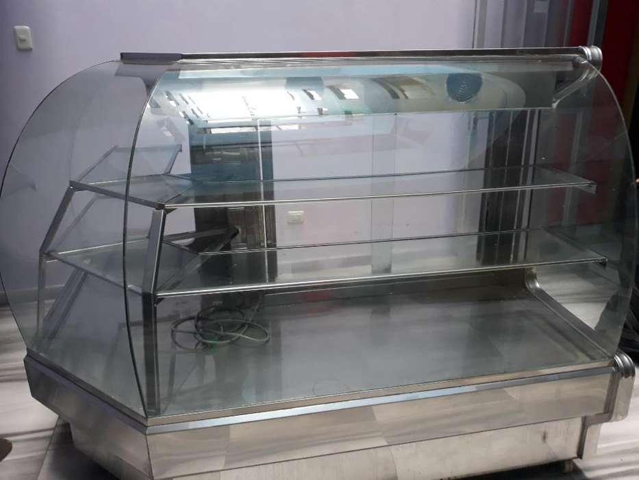 Exhibidora en L - Congeladora