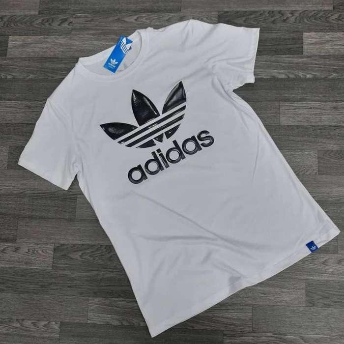 Camisetas Tela Fría Adidas