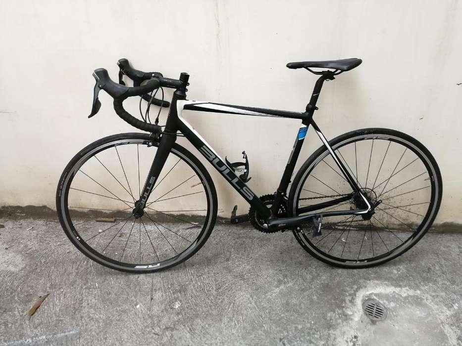 <strong>bicicleta</strong> de Ruta Bulls