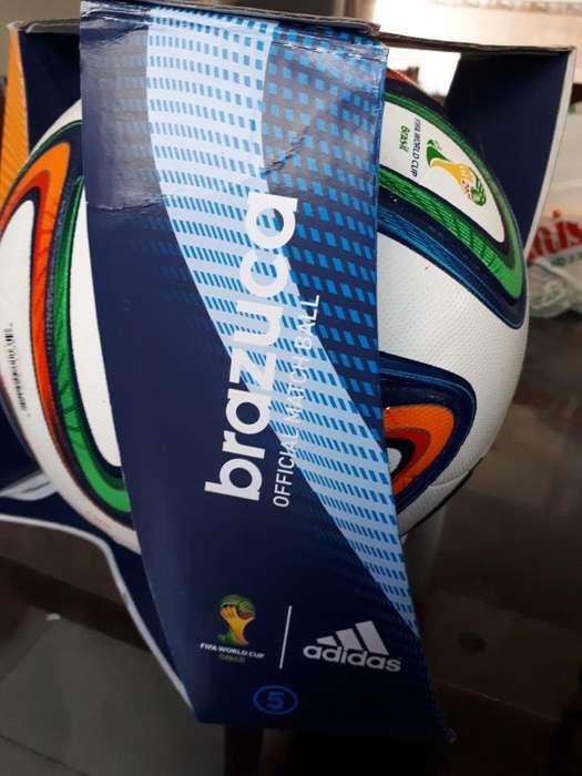 Balon Oficial Mundial 2014 Brazuca