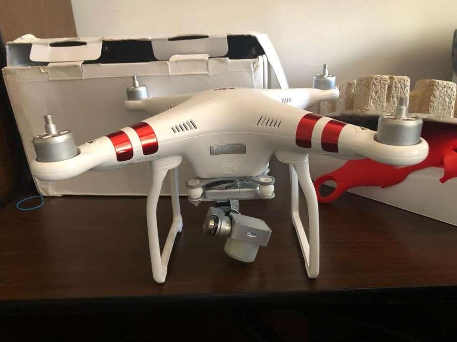 Dron Dji S3 Nuevo con Accesorios Extras