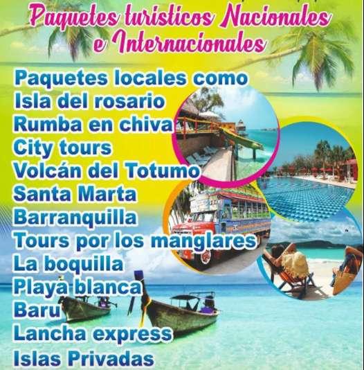 Las mejores playas de Cartagena Islas del Rosario Baru