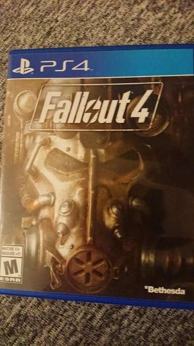 Fallout 4 Ps4 Semi Nuevo
