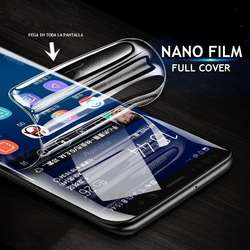Funda Tpu Elegante Nano Film Vidrio Cámara Samsung S9