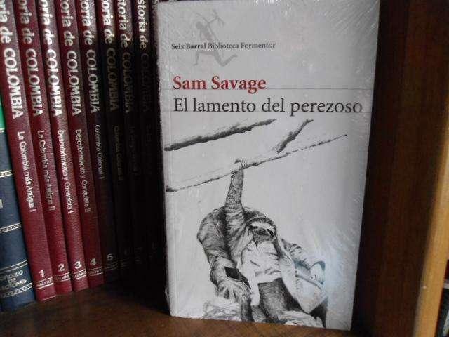 Sam Savage: El lamento del perezoso