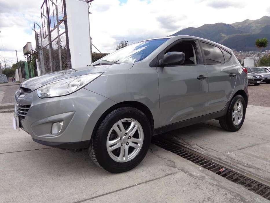 Hyundai Tucson 2013 - 128000 km