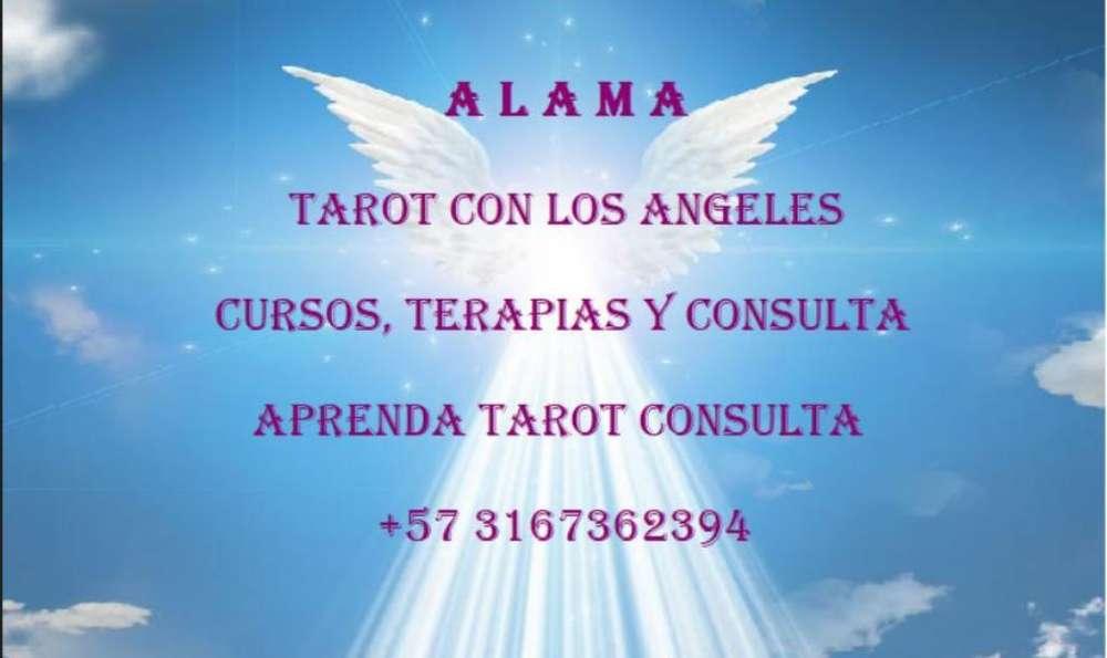 Aprende Tarot con Los Angeles