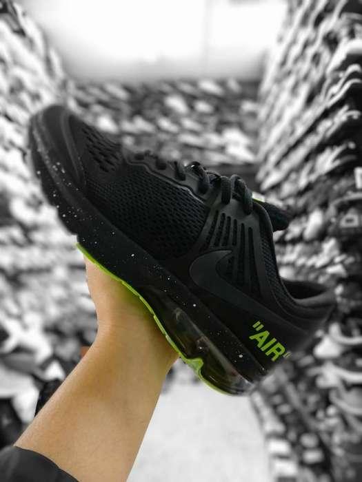 Nike Air Comb Caballero Y Dama /7