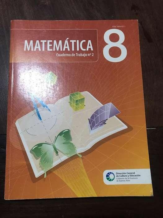 Matematica 8. Cuaderno de Trabajo N* 2.