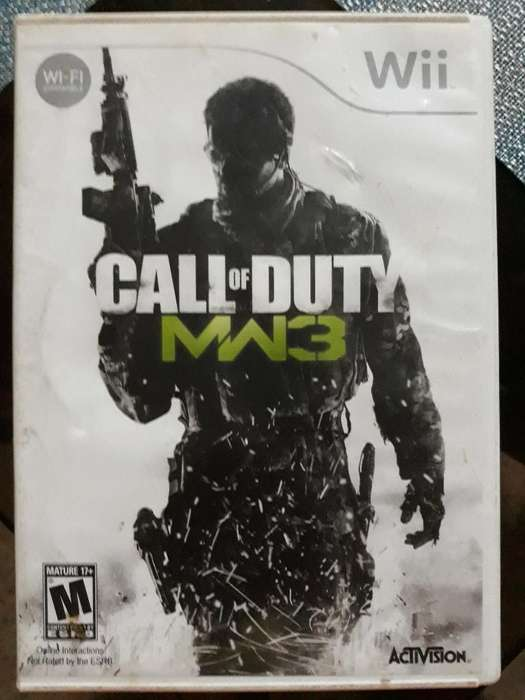 Call Of Duty para Nintendo Wii