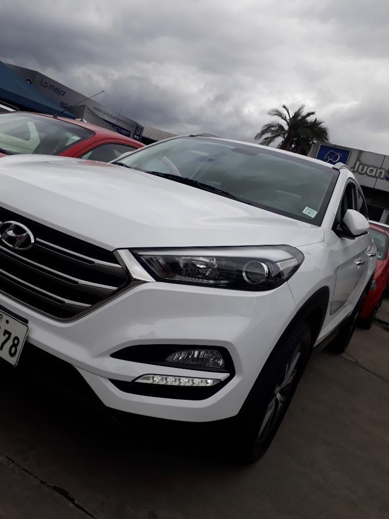 Hyundai Tucson Tl 2016 Automatico