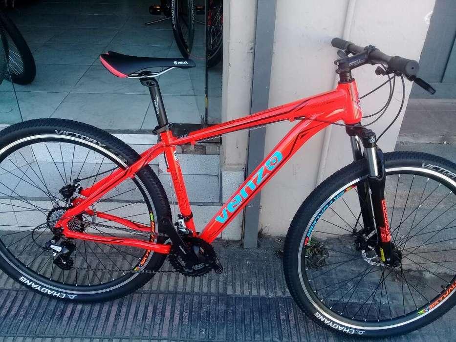 Bicicletas Venzo Eolo Nuevas