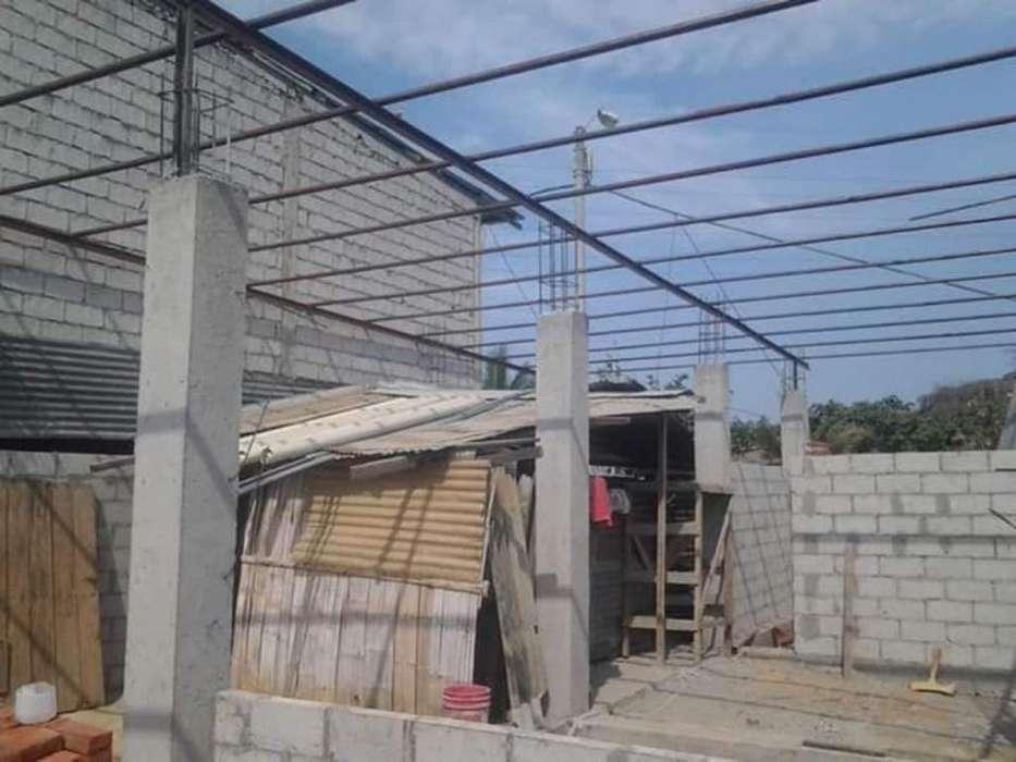 Vendo Un Solar en Construcción en Guayaq