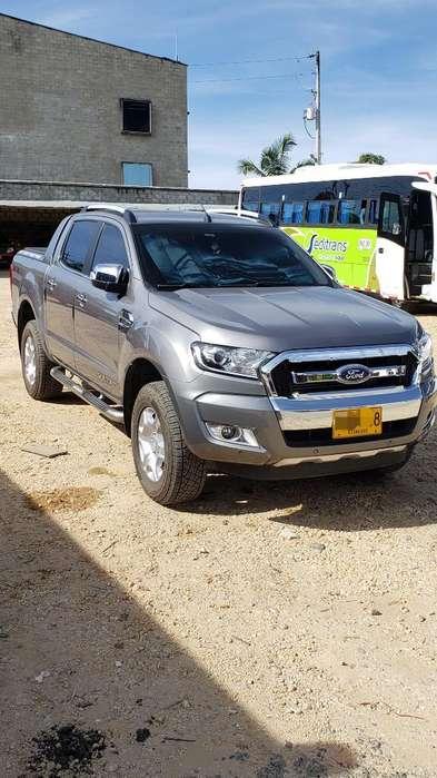 Ford Ranger 2018 - 16500 km