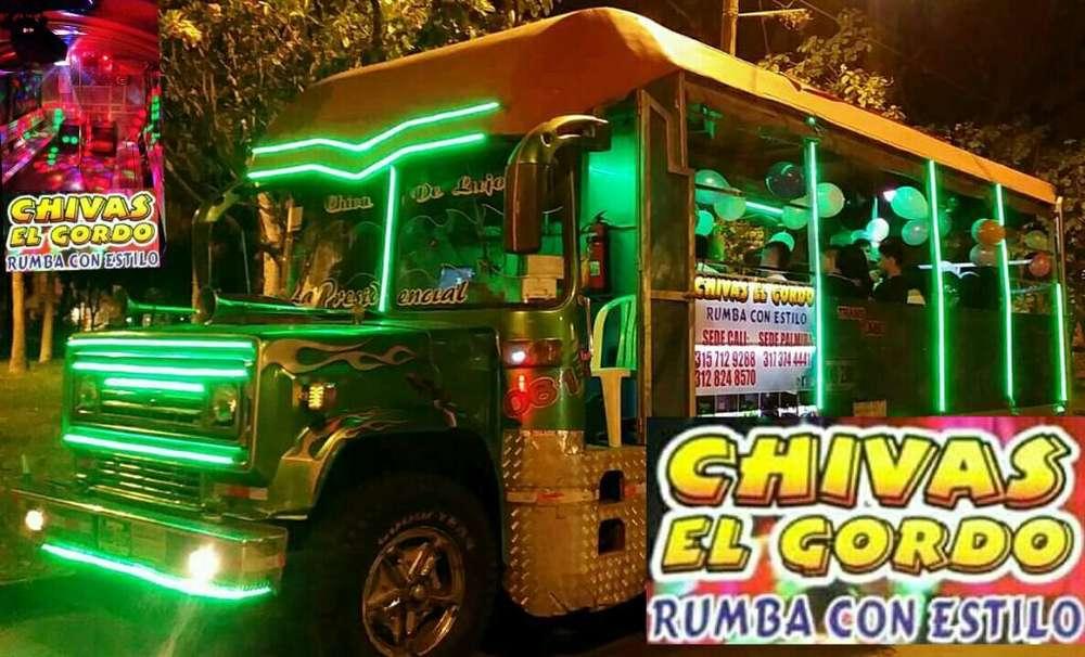 Chivas El Gordo Palmira