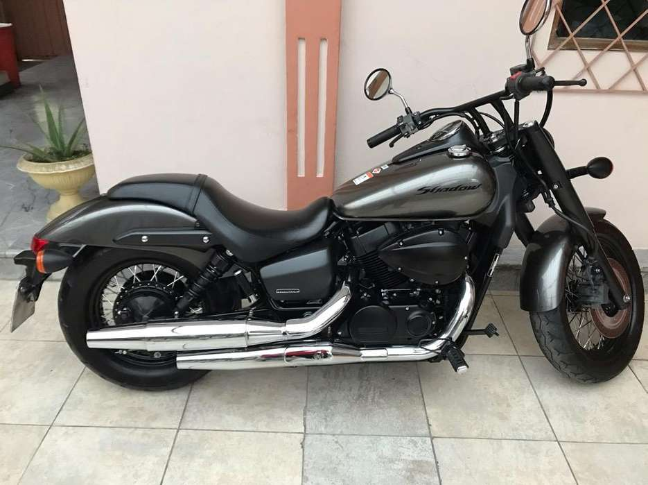 Honda Shadow 2014