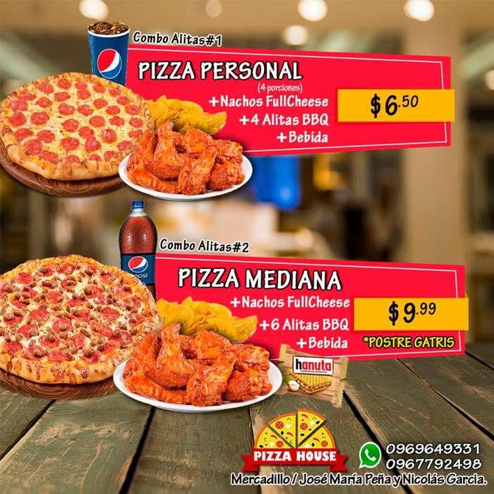 Promociones Pizza