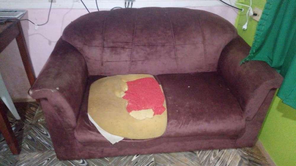 Sofa 2 Cuerpos a Reparar