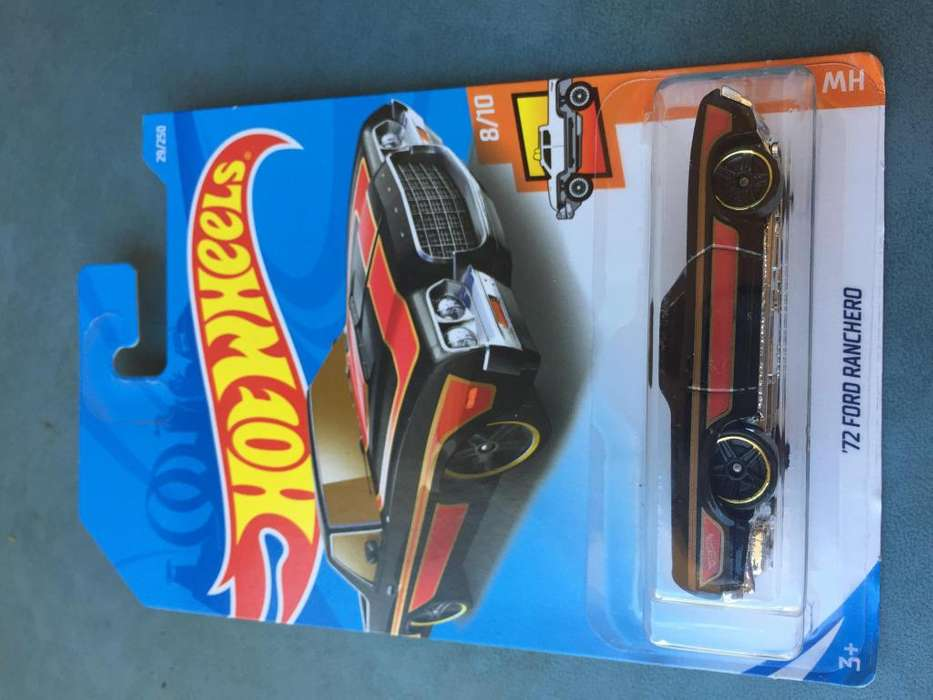 HOT WHEELS FORD RANCHERO