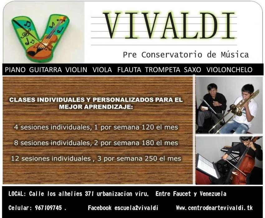 preparatorio conservatorio de musica violin piano guitarra etc