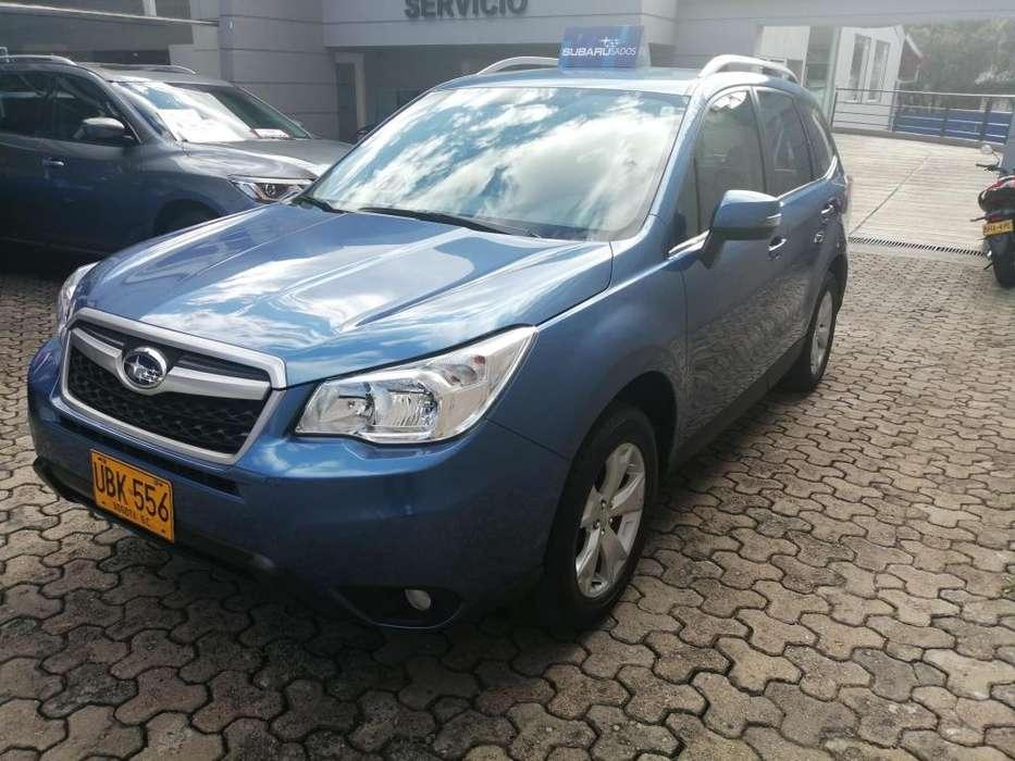 Subaru Forester 2014 - 78800 km
