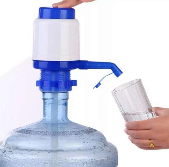 Bomba Botellón de Agua Dispensador