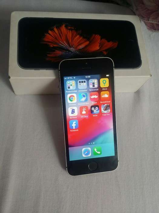 Celular iPhone - Se de 32gb. a 399 Soles