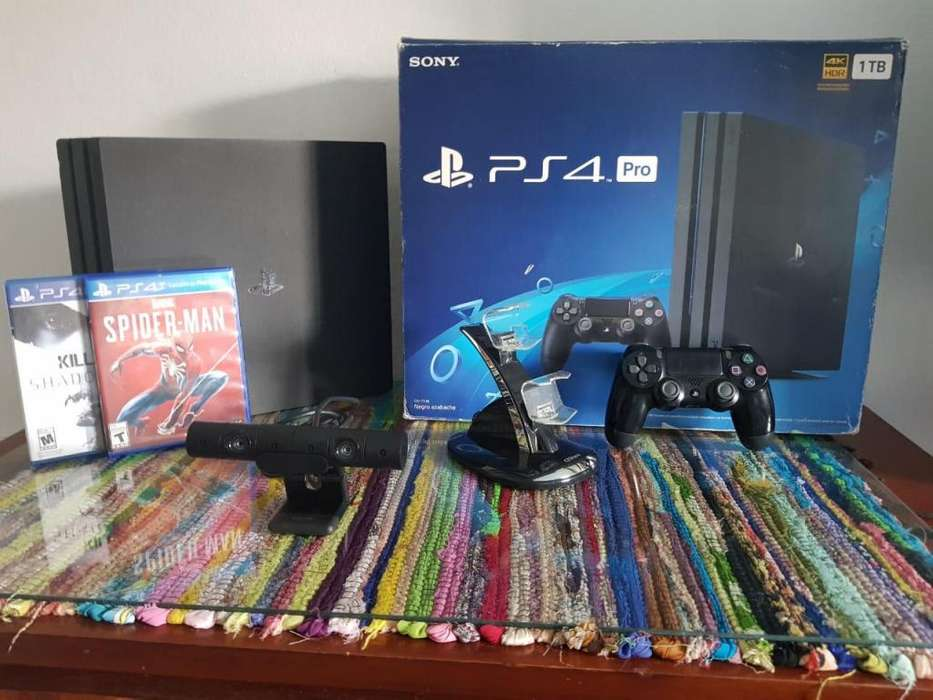 Ps4 Pro impecable!