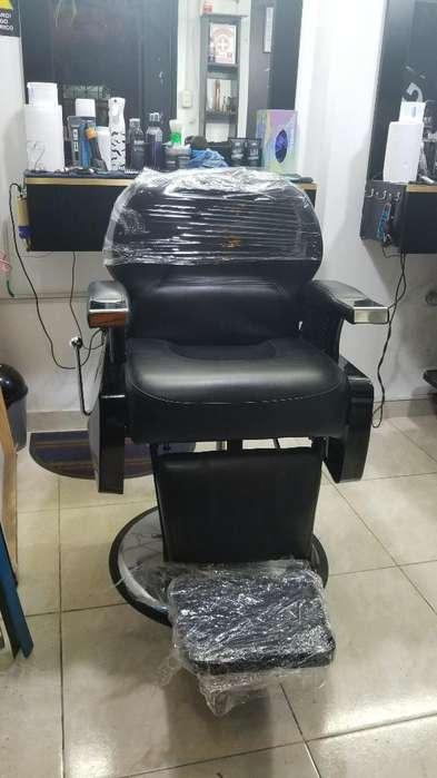 Sillas de Barbero Harley Nuevas
