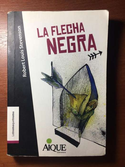 Liblo: La Flecha Negra
