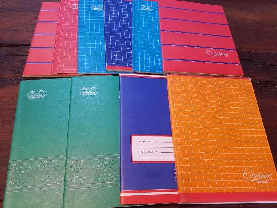 Vendo Cambio Cuadernos Cardenal Antiguos