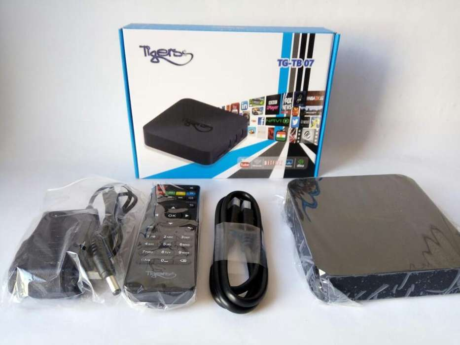 Tv Box 7.1 Ram 1gb Interna 8gb