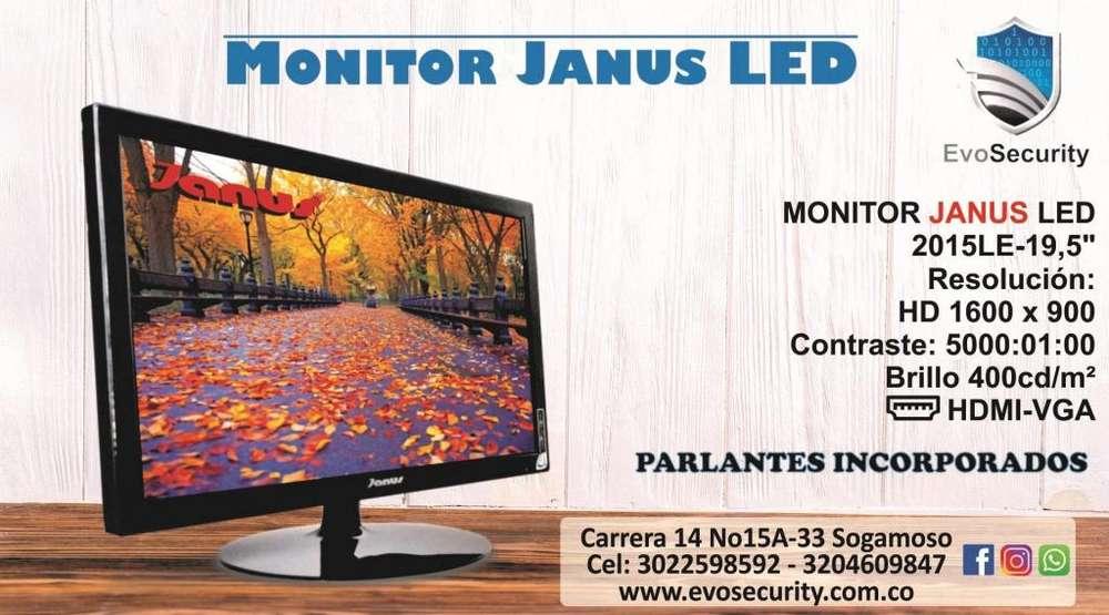 Monitor Janus Led 19,5