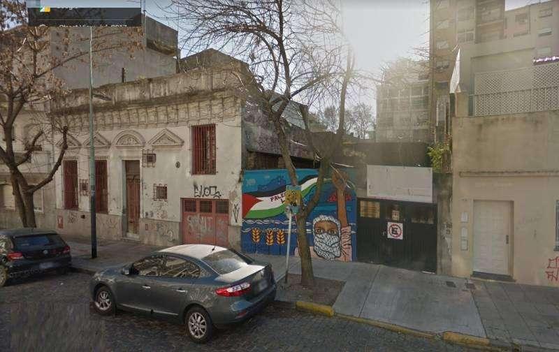 Terreno de 1 ambiente en Venta en Almagro