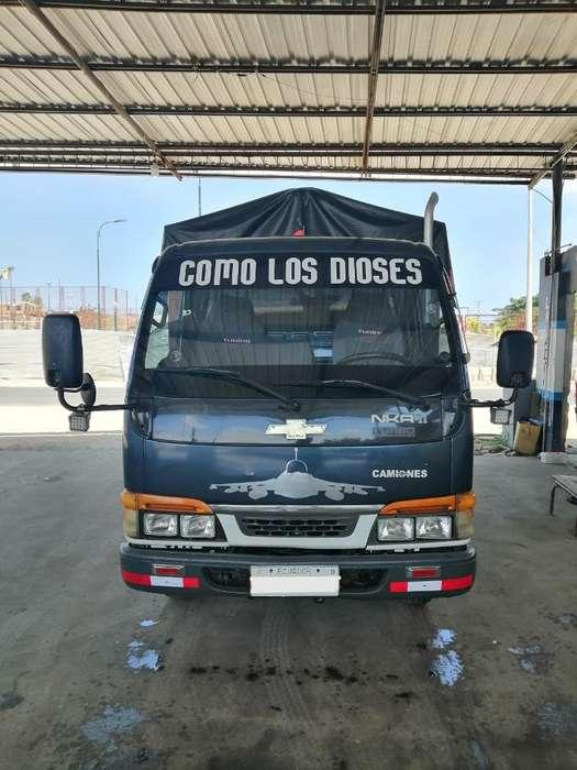 Vendo Camión Nkr