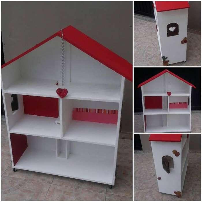 Casa de muñecas para